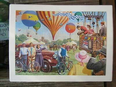 NEW Falcon de luxe Up /& Away by Vic McLindon 1000 piece nostalgic jigsaw puzzle