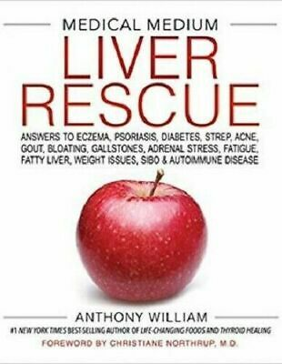 Medical Medium Liver Rescue by Anthony William Thyroid 2018 ( Via EMail  📧 )