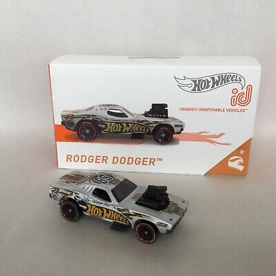 2019 Hot Wheels Rodger Dodger ID Car HW Race Team Limited Production