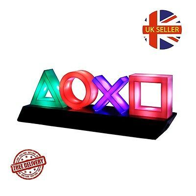 Playstation Icons Light, Multi-Colour