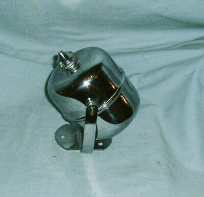 Vintage - Chrome, Wall mounted Liquid Soap Dispenser