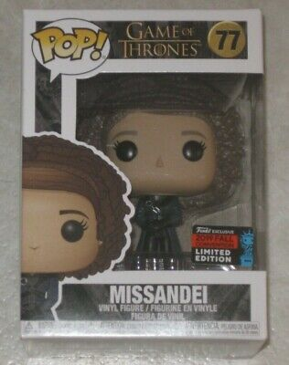2019 Game of Thrones NYCC FUNKO POP - Missandei #77