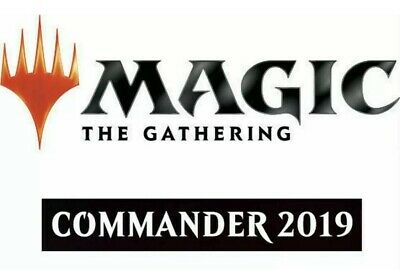 NEW Magic Core Set 2020 M20: Bundle Box PLUS 3 Commander 2019 M19 Decks MTG