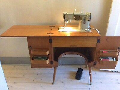 Antique Original Direct from Singer Factory - Machine with Compact Cabinet