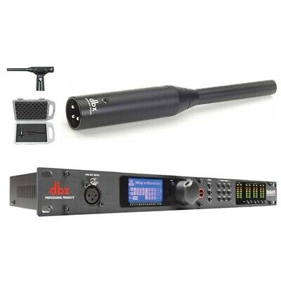 DBX DriveRack PA2 Complete Loudspeaker Management System with Microphone