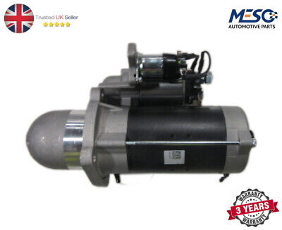 Brand New Starter Motor Fits For Mercedes-Benz Axor 2 2004 Onward