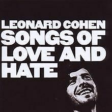 Songs of Love and Hate von Cohen,Leonard | CD | Zustand sehr gut