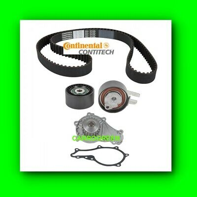 Kit De Distribution + Pompe A Eau Peugeot 206  1.4 Hdi