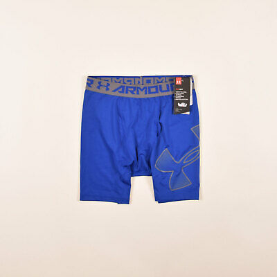 Under Armour Kinder Shorts Hose Gr.149 Fitted HeatGear Leggins Training 78353