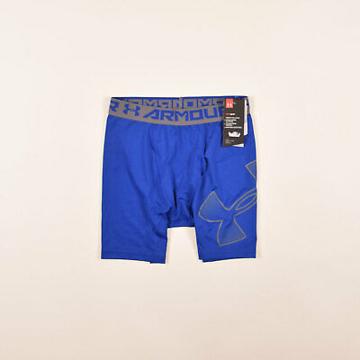 Under Armour Kinder Shorts Hose Gr.149 Fitted HeatGear Leggins Training 78355