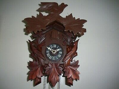 CUCKOO CLOCK  by HUBERT HERR