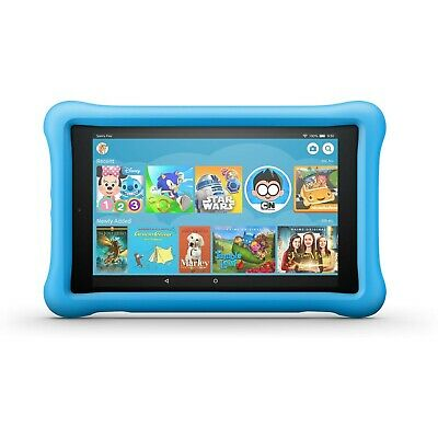 "Amazon - Fire HD Kids Edition - 8"" - Tablet - 32GB 8th Generation, 2018 Release"