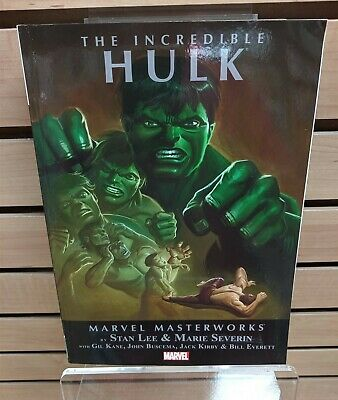 MARVEL MASTERWORKS THE INCREDIBLE HULK VOL 3 SC Tales To Astonish Nos 80-101 102