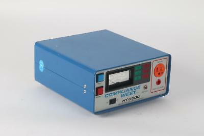 Compliance West HT-3000 Dielettrico Resistenza Tester - Analogico