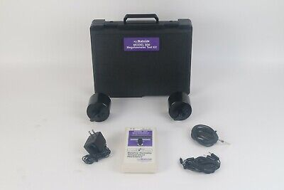 Acl Staticide 800 Entorno Meg-Ohmmeter Humedad / Temperatura Test Kit