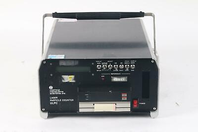 Particle Measuring Systems ULPC-310 Laser Particle counter ulpc