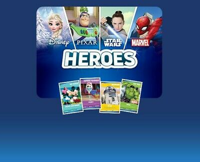 Sainsburys heroes complete Album With All 144 Trading Cards Raising funds for MS