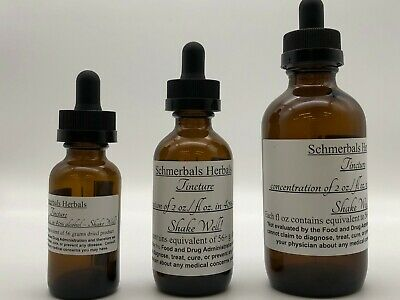 Dream Herb, Calea Zacatechichi, Tincture, 2X, Organic ~ From Schmerbals Herbals