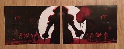 """IT"" Chapter Two Poster 2019 Odeon Exclusive, Part 1 of 2, Pennywise, NEW"