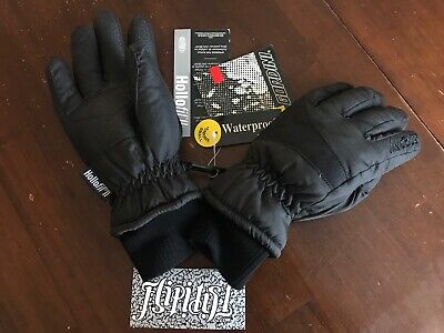 WOODLAND CAMOUFLAGE HOLLOFIL 808 THINSULATED WINTER GLOVES WATER RESISTANT