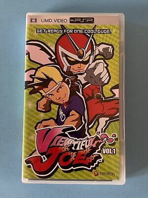 Viewtiful Joe Vol. 1 Sony PSP UMD Video Excellent Shape Ships Fast!