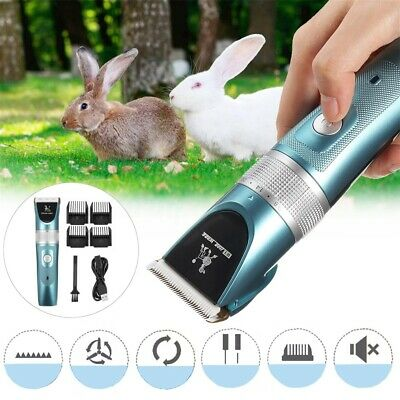 Professional Electric Pet Dog Cat Grooming Clippers Hair Cordless Trimmer Comb