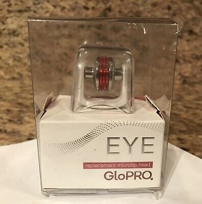 Beauty Bioscience GloPRO EYE Replacement Microtip Head NEW Sealed Attachment