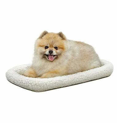 """22""""Pet Bed Dog Cat Soft Fleece Warm Cotton Bed Cozy Mat Pad Nest For Crate House"""