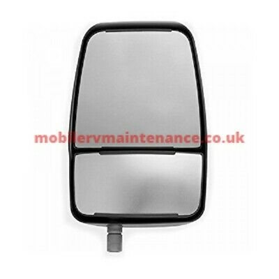 Over the Door Velvac 715198 Stainless Steel Convex Mirror