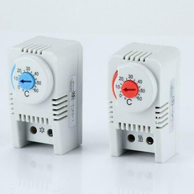 Thermostat Temperature Controller Switch Adjustable Floor Heating Connector