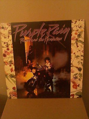 Prince And The Revolution Purple Rain 1984 Stereo First Pressing Warner Bros NM-
