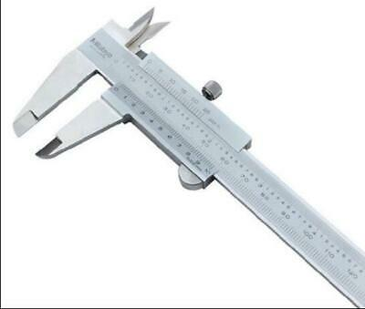 New Mitutoyo Vernier Caliper Standardmodel N15 Made in Japan F//S 150mm range