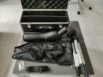 Meade 20 - 60 x 60mm Spotting Scope with hard case