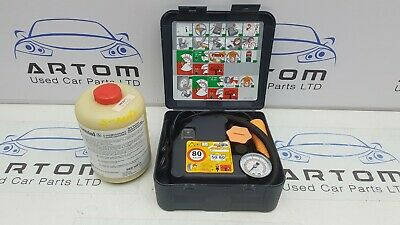 Ford S-Max Complete Continental Mobility Tyre Repair Kit Compressor Cmka100