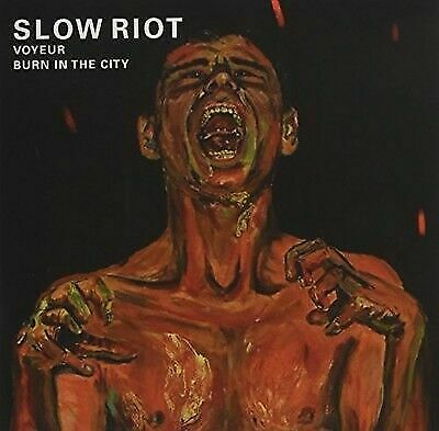 Slow Riot-Voyeur, Burn In The City (Uk Import) Vinyl New