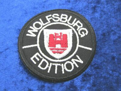 + VOLKSWAGEN VW Wolfsburg Edition Aufnäher / Patch / Sticker