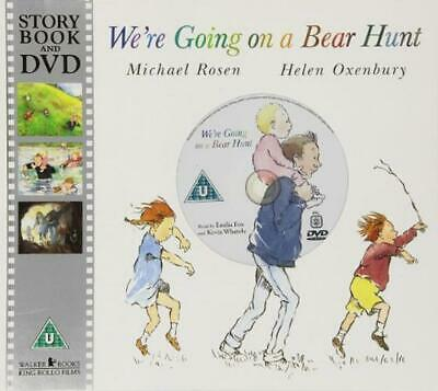 WE'RE GOING ON A BEAR HUNT by MICHAEL ROSEN, Paperback Used Book, Acceptable, FR