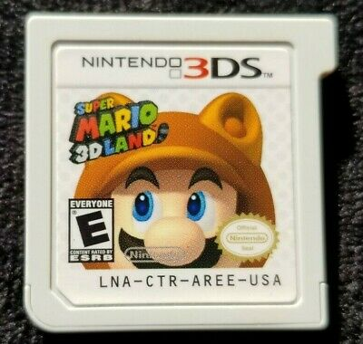 Super Mario 3D Land for Nintendo 3DS / 2DS ** GAME CARTRIDGE ONLY **