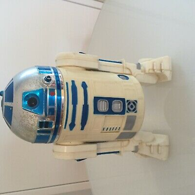 Vintage 1978  Star Wars r2d2 reasonable condition with maps.