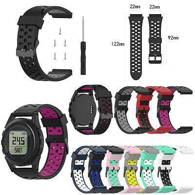 For Bushnell Neo Ion 2 1 / Excel Golf GPS Watch Band Wrist Strap Bracelet 22mm