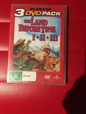 The Land Before Time / Great Valley Adventure / Time of the Great Giving...