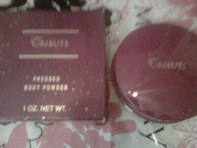 Mary Kay PRESSED BODY POWDER 1 oz NEW, most in the box - Please READ
