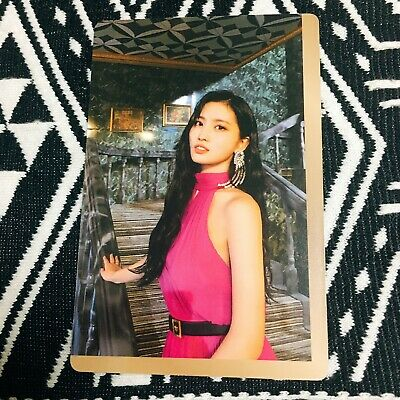 TWICE MOMO Photocard Feel Special 8th Album Official New Pre-Order C Ver