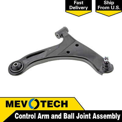 Front Lower Control Arm /& Ball Joint Pair Set of 2 for 06-13 Grand Vitara