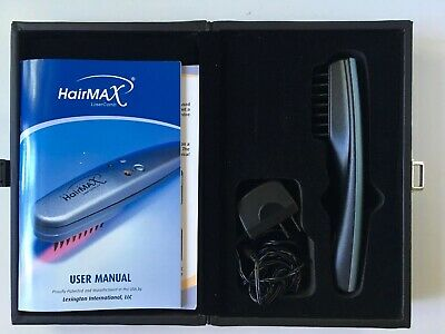 HairMax Laser Comb For Hair Loss