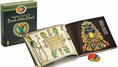 Ancient Egyptian Book of the Dead (Gift Edition with Scarab)