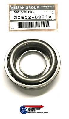 Genuine Nissan Clutch Release Bearing - For R32 GTS-T Skyline RB20DET