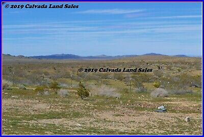 1.25 Acres Along Interstate 15 Near Stoddard Wells Ohv Area Barstow California