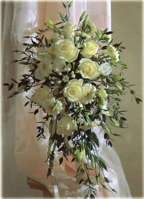 Val Spicer.Complete Wedding Collection. Floristry. Bouquets. Button holes