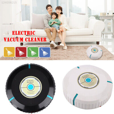 4160 Vacuum Cleaners Robotic Floor Sweeper Automatic Sweep Home &Amp; Living